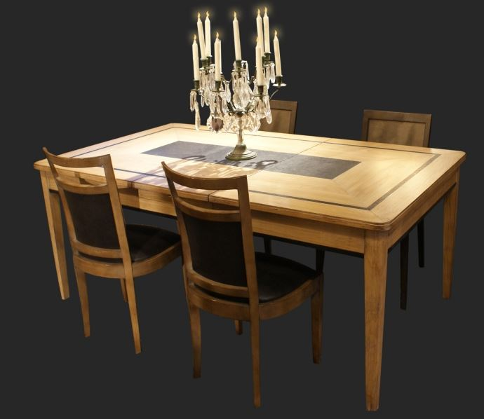 table de repas table manger. Black Bedroom Furniture Sets. Home Design Ideas