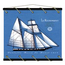 Collection La Recouvrance Brest PM Bleu