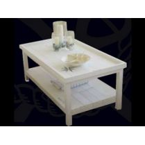 Table basse Melvin 120x65 cm