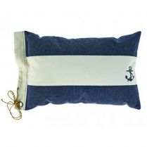 Coussin marin avec ancre