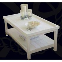 Table basse Melvin 60x60 cm